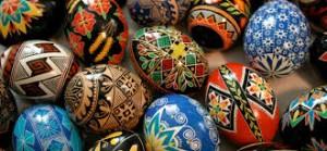 Pysanky Easter Bulletin 2015
