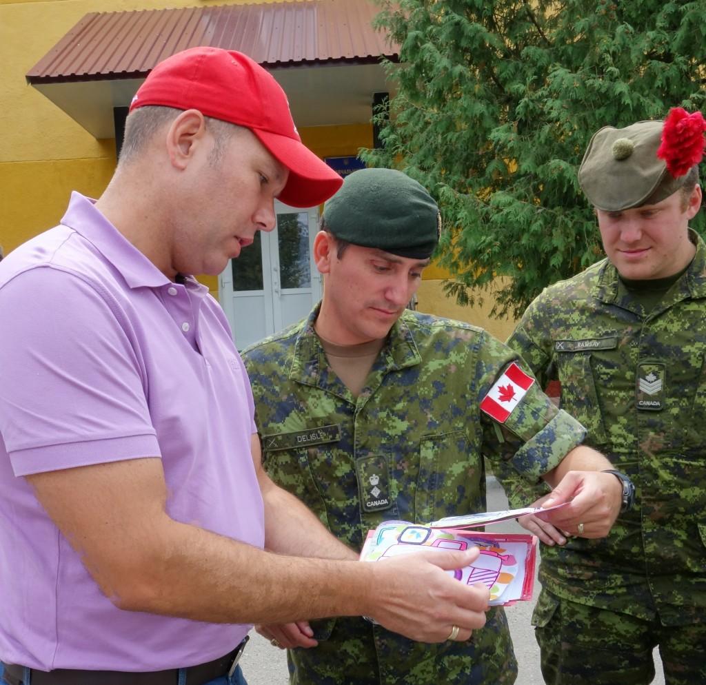PG PIC 1 CAF in Ukraine (15 Sep 2015)