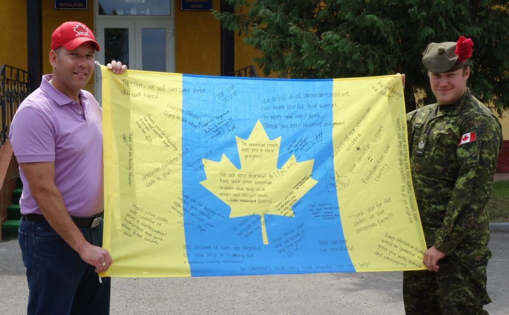 PG PIC 2 CAF in Ukraine (15 Sep 2015)
