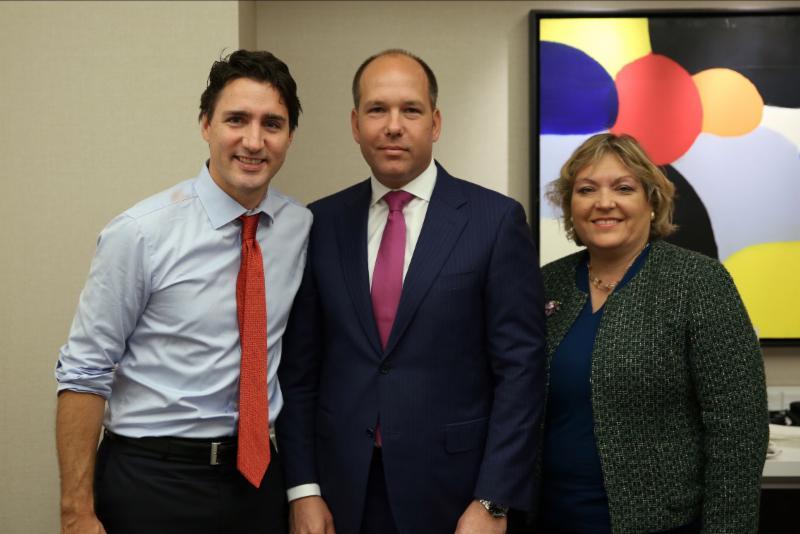 Trudeau PG Renata