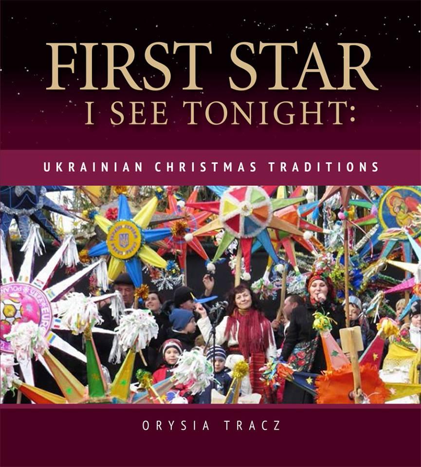 Book Launch First Star I See Tonight Ukrainian Christmas