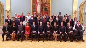 Liberal Cabinet Nov 4 2015