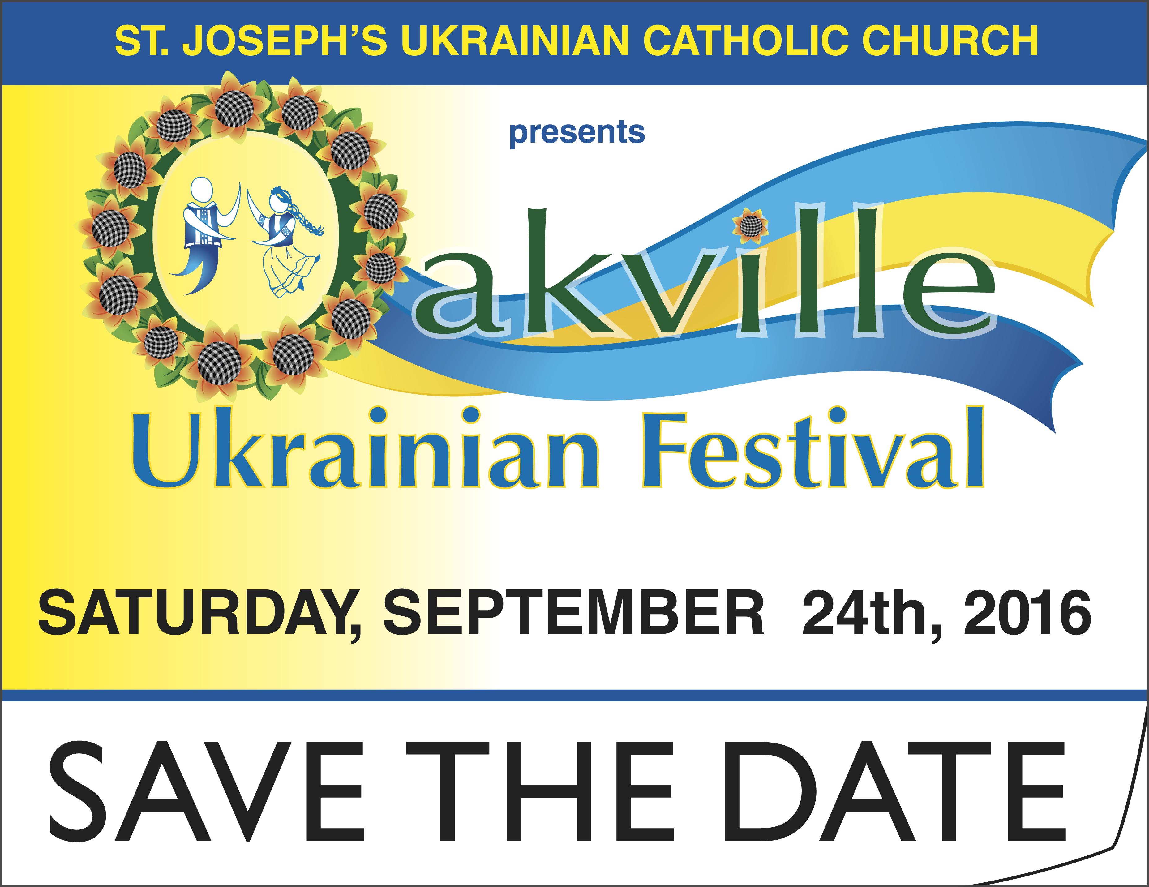 Oakville Ukrainian Festival