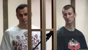 Sentsov Kolchenko RFERL