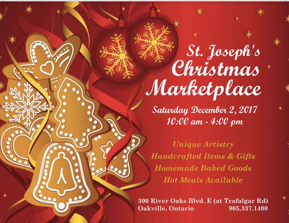 St Joseph's Christmas Marketplace @ St Joseph's Ukrainian Catholic Church   Oakville   Ontario   Canada